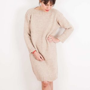 dress-woman-no1-beige-model