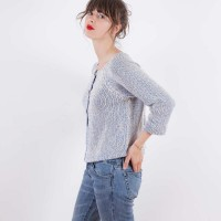 cardigan-woman-no2-navy-model-3