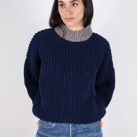 jumper-woman-no19-oversized-navy-model-3