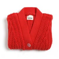 cardigan-no18-red-folded