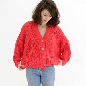 cardigan-woman-no18-red-m3