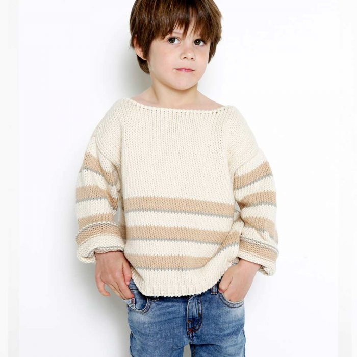 jumper-no3-beige-model-2